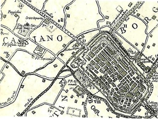 Canale dei Molini, Imola.