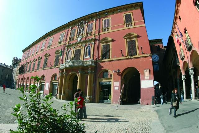 Palazzo Comunale Imola. Foto Circondario Imolese