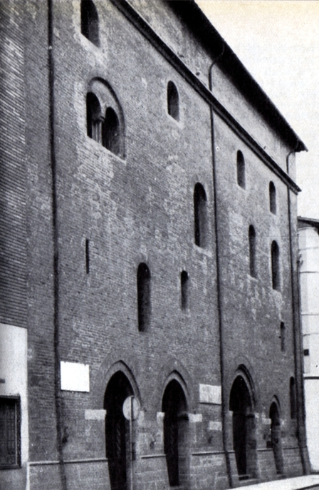 Palazzo Pighini, XIII sec.