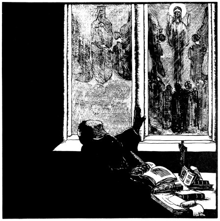 Josef Váchal: Mystikové a visionáři. Praha: Máša Váchalová 1913