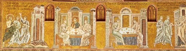 I discepoli di Emmaus - Monreale